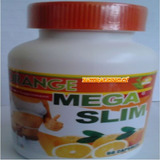 Orange Mega Slim La Pastilla Ideal Para Perder Peso De Verda