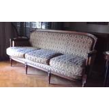 Sofa, Estilo Frances, 3cuerpos