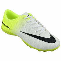 Chuteira Society Nike Mercurial Vortex Cristiano Ronaldo