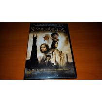 Pelicula El Señor De Los Anillos, Las Dos Torres, Dvd Promo