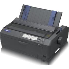 Impresora Matricial Epson Fx-890 Matriz De Punto Fx890 Bagc