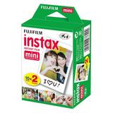 Fujifilm Instax Mini Película Instantanea 20 Fotos Original