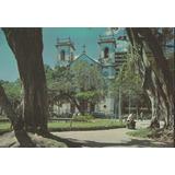 Ntr-16494- Postal Niteroi, R J- Igreja Matriz São J Batista
