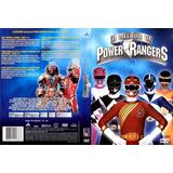 Dvd Lacrado O Melhor De Power Rangers