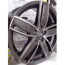 Roda Audi A3 Sedan Aro 15 4/5 X100 Gol Golf Fox Up Voyage Et