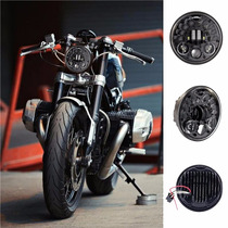 Faro Led 5 3/4 Harley Davidson Sportster 883 Iron 48 Dyna