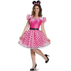 Disfraz De Minnie Mouse Glamorosa Disguise Adulto M (8-10)