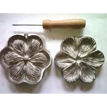 Frisador Para Eva Em Alumínio - Camélia Grande (rosa Aberta)