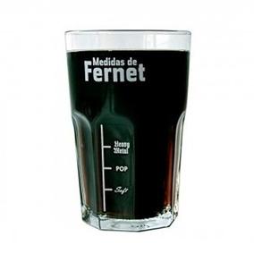 Vaso Fernet Con Medidas 520 Cm3 - Magenta Deco - Regalos