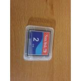 Memoria Compact Flash 2 Gb Sandisk Fanuc