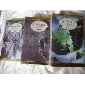 Trilogia De El Señor De Los Anillos. J.r.r.tolkien. $649