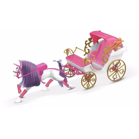 Carruagem Real Ideal Para Barbie