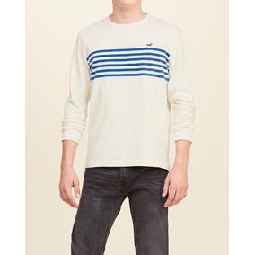 Camiseta Hollister Masculina Blusas Casaco Abercrombie Tommy