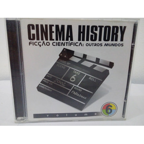 Cd Cinema History Ficção Científica !