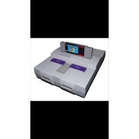 Super Nintendo +900 Jogos No Pc Emulador