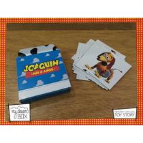 Souvenir Evento Cumple Personalizado Memotests Toy Story