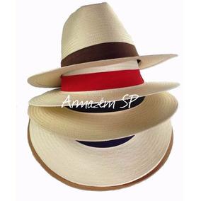 9a0f0eea6ca45 Saurus Masculino - Chapéus Panamá para Feminino no Mercado Livre Brasil