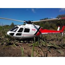 Helicoptero Wltoy V931 6ch Flybarless Radio 2.4ghz Brushless