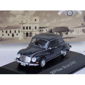 Miniatura Dkw Vemag 1/43 Carros Inesquecíveis Brasil 1:43