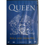 Dvd - Queen - Rock You From Rio - Ltd Edition