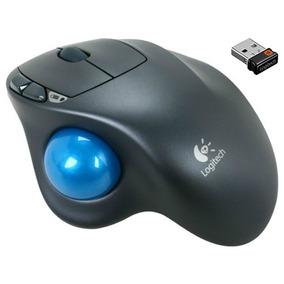 Mouse Logitech Trackball M570 Wireless (lacrado) Gar. 3 Anos