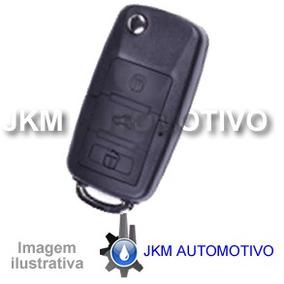 _chave P/ Ford Fusion Ka Com Placa Chip E Bateria