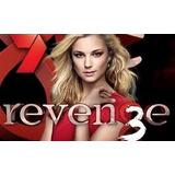Revenge 1ª 2ª 3ª E 4ª Temporada Juntas Dubladas Frete Gratis