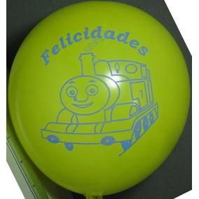 Thomas Globos De Latex Para Sus Fiestas O Celebraciones