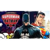 Superman-batman (clarín 2016)