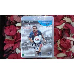 Fifa 2013 - Mídia Física - 100% Português - Ps3 - Impecável