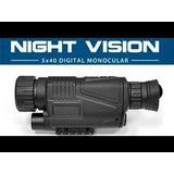 Monocular Infrarojo Vision Nocturna 5x40