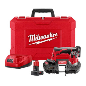 Kit Sierra Cinta Subcompacta M12 | 2429-21xc | Milwaukee
