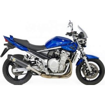 Escape Esportivo Suzuki Bandit 1250 Gsx 1250 Fa Leovince