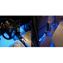 Luces Para Interior De Auto Led Color Azul 12v