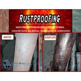 Convertidor De Óxido - Rustproofing