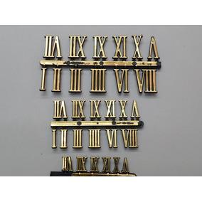 Numeros Para Armar Relojes Souvenirs Artesanias Maqui Por 10
