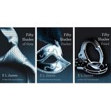 Trilogía 50 Sombras De Grey Original 3 Libros