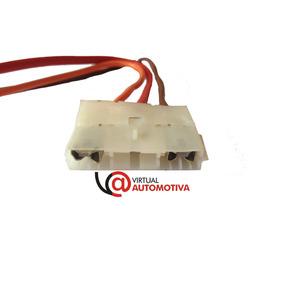 Soquete Plug Conector Comutador Ignição: Fiorino, Tempra