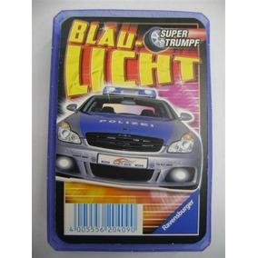 Rb2707 - Super Trunfo Carros Blau Licht Importado