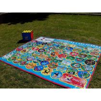 Tapete Infantil Serpientes Y Escaleras 3mx2.50m-