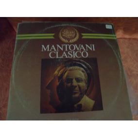 Lp Mantovani, Album 3 Discos, Clasico,