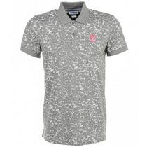 Remera Polo Reebok Rr Camiseta Chomba En Algodón De Hombre