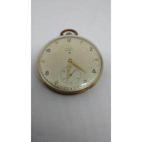 Relógio De Bolso Elgin 542 - Usa - Década De 40