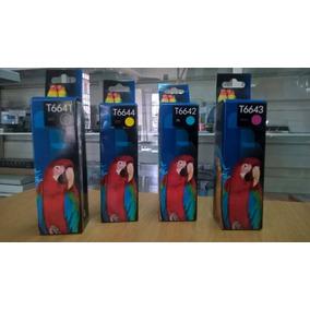 Tinta Epson Genérica Negro Ink T664120 L200 L210 L350 L355