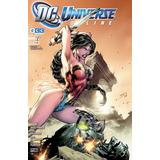 Dc Universe Online Nº 2, Ecc Ediciones De Argentina.