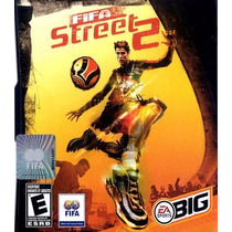 Fifa Street 2 Futebol Rua Patch Play 2