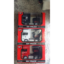 Caminhão Controle Remoto Scania Trucada 1:18 Frete Grátis