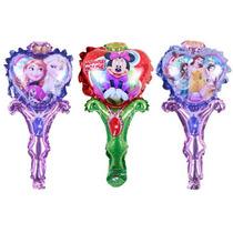 Globos Metalizados Minnie, Frozen Y Princesas Tienda Fisica
