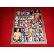 Enciclopedia De Mascaras Tomo 16 De Coleccion