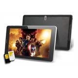 Tablet Celular 3g Tab 9p 2sim Doble Núcleo 2cam